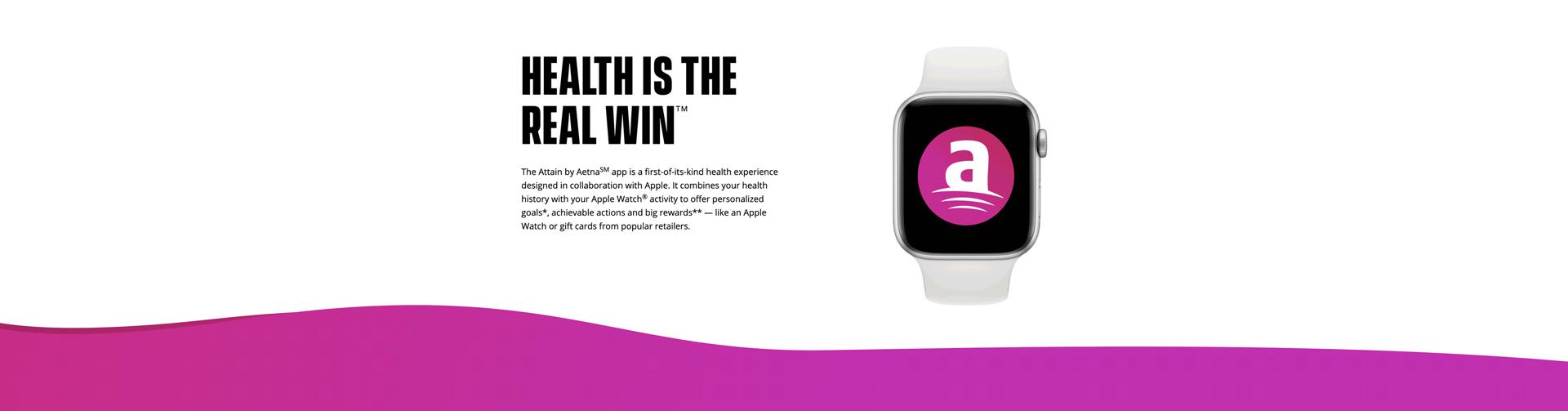 Attain Wellness App Image